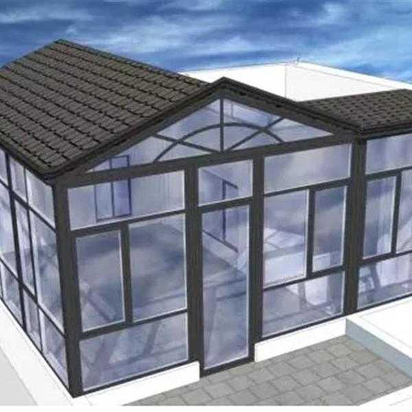 保定阳光房超市安装设计施工建设搭建